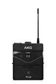 AKG PT420 Professional Wireless Bodypack Transmitter - front