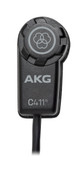 AKG C411 L/ PP High-Performance Miniature Condenser Vibration Pickup