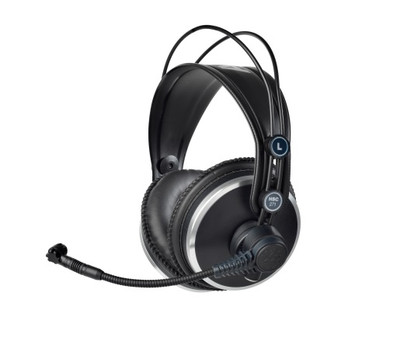 AKG HSC271 Professional Headset with Condenser Microphone