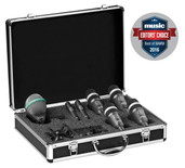 AKG Drum Set Concert I Professional Drum Microphone Set