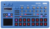 Korg Electribe2BL Music Production Station - Blue - 1