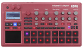 Korg Electribe Sampler Music Production Staion - Red - 1
