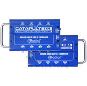 Radial Engineering Radial Catapult™ 4-channel Cat 5 Audio Snake - TX4 & RX4