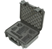 SKB Cases iSeries Case for Zoom H6 Broadcast Recorder Kit