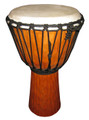 "Tree Bark Djembe-Natural - 20"" x 10"""