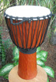 School Package Deal, FOUR 23-24 Inch Tall Djembes, Variety of Designs