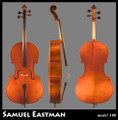 RENTAL: Samuel Eastman Model 100 Cello Outfit