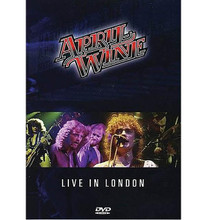 "April Wine - Live in London. (I Like to Rock (1981). By April Wine. Live/DVD. DVD. MVD #CRDVD168. Published by MVD.  This DVD contains a complete and incredible concert performed at London's Hammersmith Odeon during the band's 1981 tour of the UK. They formed in late 1969 in Halifax, Nova Scotia and their first hit, ""Fast Train,"" appeared in 1971, the same year as the self-titled debut album. The next year brought the band's first Canadian number one single, ""You Could Have Been a Lady,"" from the On Record album. In 1976, The Whole World's Goin' Crazy became the first Canadian album to go platinum and their resulting tour was the first to gross one million dollars. After 1978's First Glance and 1979's Harder...Faster, ""Just Between You and Me"" became April Wine's biggest U.S. hit. The single (one of three Top 40 American singles by the band) propelled 1981's Nature of the Beast album to platinum-record status. 1984's Animal Grace was their last album, but in the early 1990s all the original members joined for a Canadian tour, which convinced them to resume recording. They are still recording and touring the world to their ever-loyal fan-base. Songs include: Big City Girls • Crash and Burn • Telling Me Lies • Future Tense • Ladies Man • Crossfire • Gypsy Queen • Between You and Me • Bad Toys • One More Time • 21st Century Man • Roller • I Like to Rock • 27 • All Over Town • I Want to Rock. 1 hour, 6 minutes."