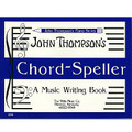 Chord Speller (A Music Writing Book)