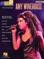 Amy Winehouse. (Pro Vocal Women's Edition Volume 55) ** By Amy Winehouse. Pro Vocal. Softcover with CD. 40 pages. Published by Hal Leonard.  Whether you're a karaoke singer or preparing for an audition, the Pro Vocal series is for you. The book contains the lyrics, melody, and chord symbols for nine hit songs. The CD contains demos for listening and separate backing tracks so you can sing along. The CD is playable on any CD, but it is also enhanced for PC and Mac computer users so you can adjust the recording to any pitch without changing the tempo! Perfect for home rehearsal, parties, auditions, corporate events, and gigs without a backup band.  This pack includes: Back to Black • Just Friends • Love Is a Losing Game • Rehab • Tears Dry on Their Own • Valerie • Wake up Alone • You Know I'm No Good.