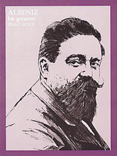 Albeniz - His Greatest by Isaac Albeniz (1860-1909). For Piano Accompaniment. His Greatest (Ashley). Classical. 191 pages. Ashley Mark Publishing Company #AS10176. Published by Ashley Mark Publishing Company.  24 titles, including: Champagne Waltz • Gavotta • Minuetto • Orientale • Serenade Espagnole • Song of a Rippling Brook • Tango in D • and more.