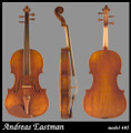 Andreas Eastman Model 405 Viola