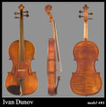 Ivan Dunov Model 401 Viola