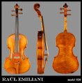 Raul Emiliani Model 928 Viola