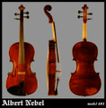 Albert Nebel Model 601 Viola