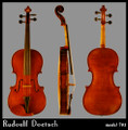 Rudoulf Doetsch Model 701 Viola