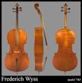 Frederich Wyss Model 703 Cello