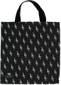 G-Clef Tote Bag  - Black