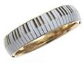 Bracelet Keyboard Open Bangle