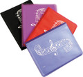 G-Clef And Staff Pocket Sticky Memo Pad - Assorted Colors