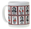 Composer Faces Mug