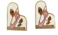 Ballet Slipper Earrings - Post
