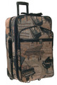 """Piano Tapestry Suitcase With Wheels 24"""""""