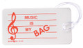 Bag ID Tag - Music