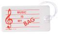 Bag ID Tag - Music