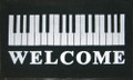 Keyboard Door Mat