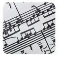Sheetmusic Coaster
