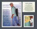Jimmy Buffett Bio Art