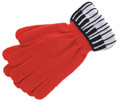 Keyboard Gloves - Red