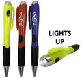 Beacon Light Up G-Clef Pen - Assorted Colors