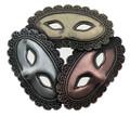 Masquerade Masks Hair Clip