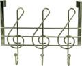 G-Clef Silver Tone Door Hanger