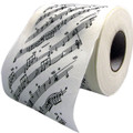 Sheet Music Toilet Paper
