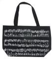 "Sheet Music Tote Bag 15"" x 10"""