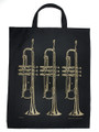 Trumpet Tote Bag - Extra Large