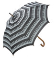 Keyboard Umbrella With Wooden Handle