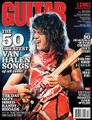 "Guitar World Magazine - April 2012. GUITAR WORLD MAGAZINE. 170 pages. Published by Hal Leonard.  50 Best Van Halen Songs of all time. As Van Halen release their first new album in 14 years, we celebrate the best tracks in their catalog-from ""Runnin' with the Devil"" to ""Tattoo."" Plus, Guitar World presents 50 ways to achieve chordal nirvana. Stop playing those same old chord shapes. These are the most amazing guitar chords-ever! PLus: Randy Rhoads, The Zakk Wylde roast, 2012 NAMM, and more. Songs: Van Halen: Hot for Teacher • Howlin' Wolf: Smokestack Lightning • Jane's Addiction: Been Caught Stealing • Brad Paisley: Camouflage • Ozzy Osbourne: S.A.T.O."
