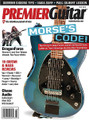 Premier Guitar Magazine - May 2012. PREMIER GUITAR. 176 pages. Published by Hal Leonard.  Premier Guitar May 2012: Whether you're a fan of delectable power pop, jaw-dropping old-school shredding, or all-out power-metal wailing, this month's artist features have you covered. Our cover story finds shred gods Steve Morse and Dave LaRue detailing their stereotype-busting new supergroup with former Dream Theater drummer Mike Portnoy. We also talk to DragonForce's Herman Li and Sam Totman, as well as jangle-pop judo master Matthew Caws from Nada Surf. Just in time for the warmer weather, Last Call columnist John Bohlinger serves up his top 10 tips for summer gigging, and we also talk to Kyle Chase-possibly the world's most OCD builder of new-old-stock amps and effects. Reviews this month include the Fender Johnny Marr Signature Jaguar * Warwick Jack Bruce Survivor signature bass * Vox DelayLab * Fargen Retro * Blueridge Jumbo acoustic * EBS Reidmar bass head and cabs * Reverend Pete Anderson Eastsider S * Source Audio Programmable EQ * Laney Ironheart IRT120H head * and Larry Alan Infinity Driver.
