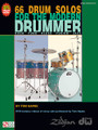 66 Drum Solos for the Modern Drummer (Bk/DVD)