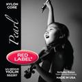 """Red Label """"Pearl"""" Violin E String"""
