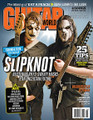 "Guitar World Magazine - June 2012. GUITAR WORLD MAGAZINE. 170 pages. Published by Hal Leonard (HL.77771029).  Cover feature story on Slipknot. Plus Duane Allmans final recording ""Eat a Peach"" Dimebag Darrells greatest moment ""A Vulgar Display of Power"" 25 tips on how to play your best gig, an interview with John 5 on his latest release ""God Told Me To"" and 4 great song tabs: Pantera: Demons Be Driven • Slipknot: Wait and Bleed • Led Zeppelin: Communication Breakdown • The Monkees: Last Train to Clarksville."