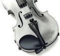 Wolf Classic Soft Chinrest - Fits Violin or Viola