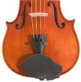 Wolf Special Soft Chinrest - Fits Violin and Viola