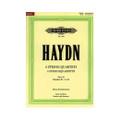 Haydn:  6 String Quartets, Op. 20, Hob 31-36/Peters