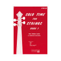Etling: Solo Time For Strings, Double Bass, Bk. 1