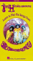 Jimi Hendrix - Learn to Play the Songs from Are You Experienced by Jimi Hendrix. By Andy Aledort and Velvert Turner. For Guitar. Videos. Video. Published by Hal Leonard.  This fantastic two-video set shows guitarists how to play the important parts to every song on this influential album. The videos are hosted and taught by Velvert Turner, a student and friend of Jimi's, with demonstrations by ace Hendrix guitar educator Andy Aledort. For each song, the guitar parts are played at two tempos to help players learn each riff and solo properly, and there are backing tracks to play along with. As a bonus, this set includes actual footage of Jimi playing many of the songs explored and presented on these tapes. Players will learn: Purple Haze • Manic Depression • Hey Joe • Love or Confusion • May This Be Love • I Don't Live Today • The Wind Cries Mary • Fire • Third Stone from the Sun • Foxey Lady • Are You Experienced? • Stone Free • 51st Anniversary • Highway Chile • Can You See Me • Remember • and Red House.